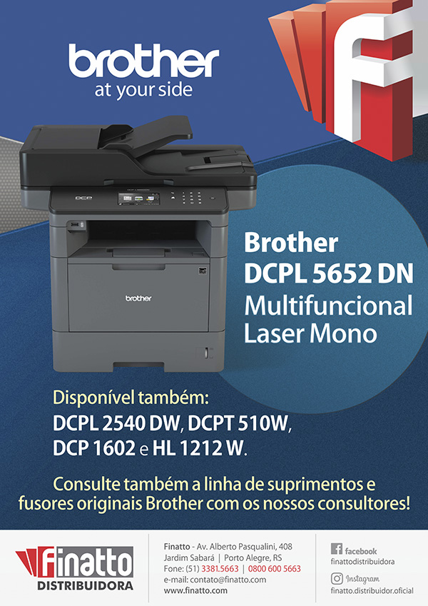 BROTHER DCPL 5652 DN