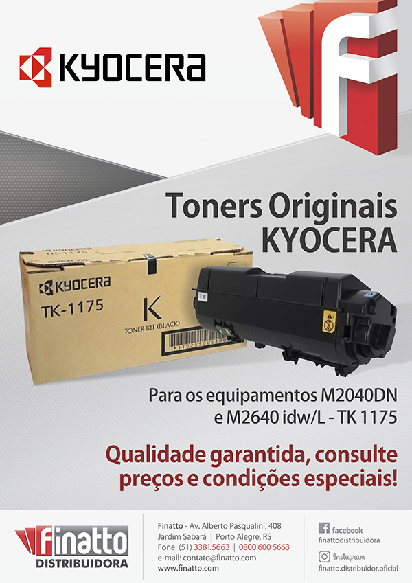 TONERS ORIGINAIS KYOCERA