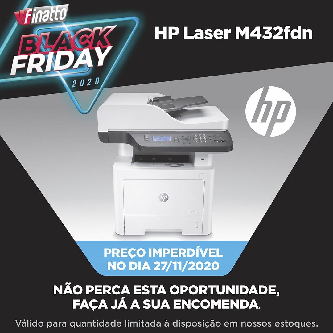 BLACK FRIDAY - 27/11/2020