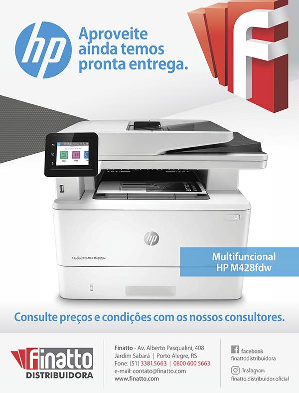 Multifuncional HP M428fdw