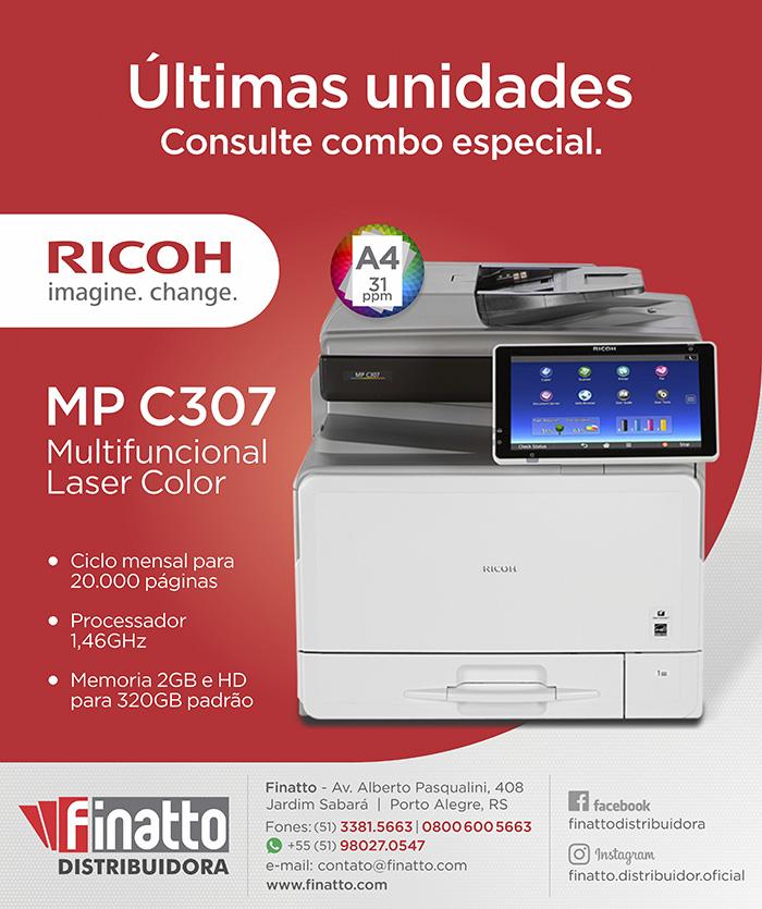 Ricoh MP C307